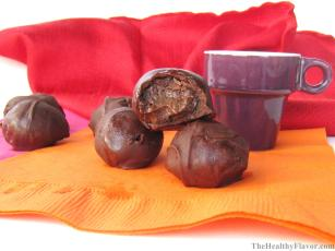 Shot Glass Truffles