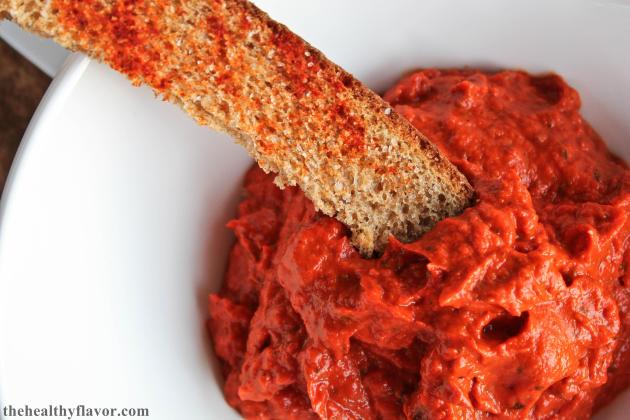 Chipotle Pepper Dip