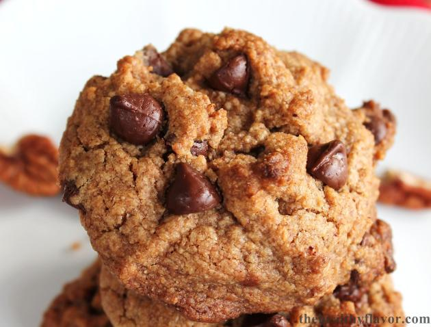 Supersized Chocolate Chip Cookies