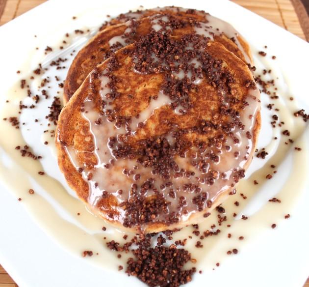 Cookies 'N' Cream Pancakes
